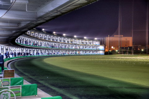 practice smarter at the driving range