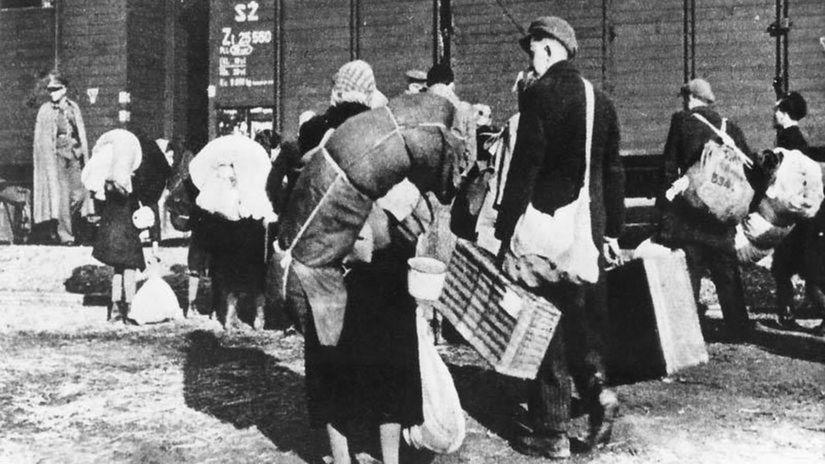 poprad, holokaust