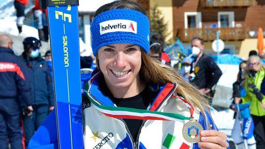 Name: Marta Bassinová Country: Itálie ...