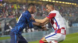 Ivan Schranz and Filip Uremovič from Croatia.