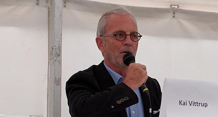 Kai Vittrup, OSCE, Helsinki Kommiteen, Folkemøde