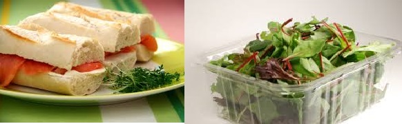 salad+sandwich