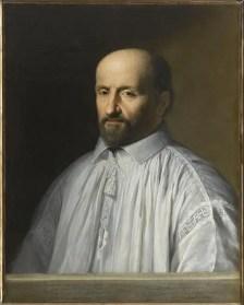 Padre J. Duvergier de Hauranne, uno dei principali esponenti del giansenismo francese