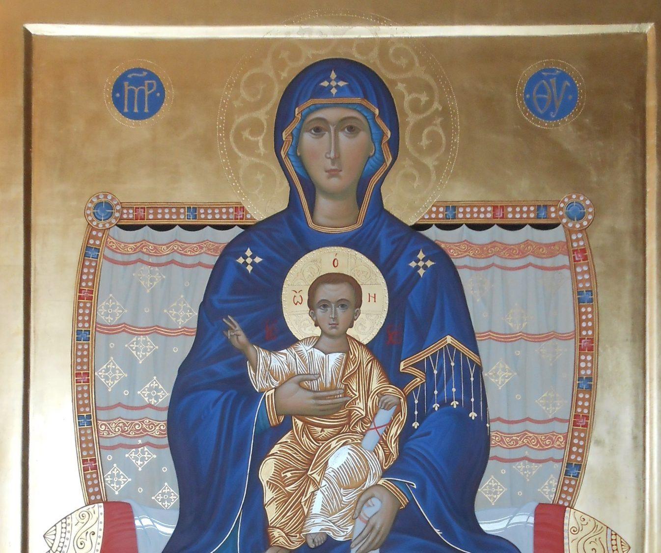"""Read more about the article 2^ settimana preparatoria. 6° giorno. """"Maria è lo stampo di Dio"""""""