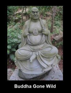 Buddha gone wild