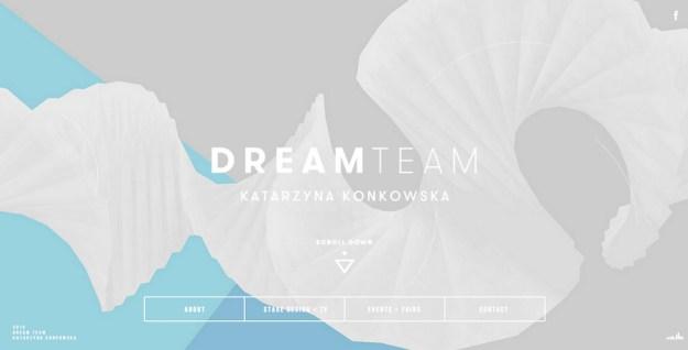 Dream Team Katarzyna Konkowska