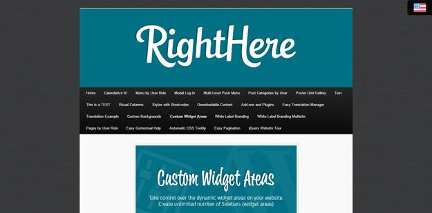 custom-widget-area