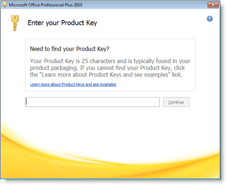 free download ms office 2010 setup with product key