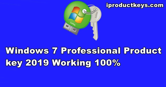 key win 7 professional 32 bit free