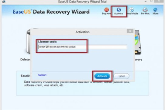 easeus data recovery wizard 12 product key