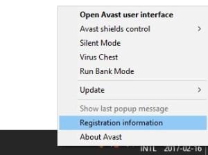 avast driver updater free registration key 2019