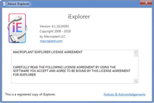 IEXplorer Registration Code 2019 - Iexplorer 4 Keys [Tested