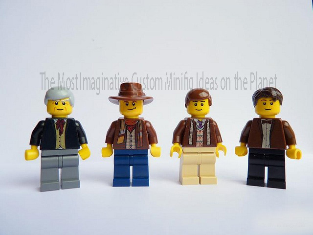 The Most Imaginative Custom Minifig Ideas on the Planet
