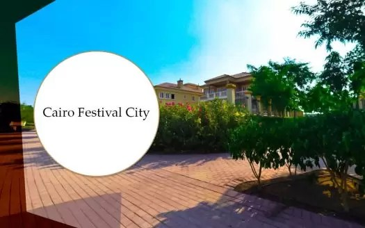 Properties in Cairo Festival City