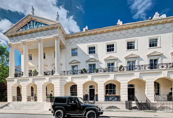 Eight Stunning Homes In Heart Of Mayfair London International Property & Travel