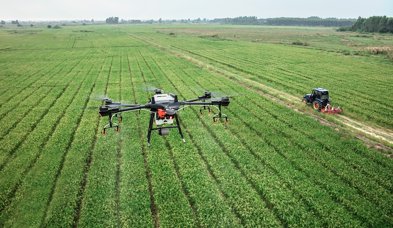 Agricultural Inspections and Precision Farming