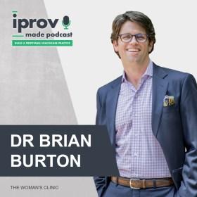Dr Brian Burton IG