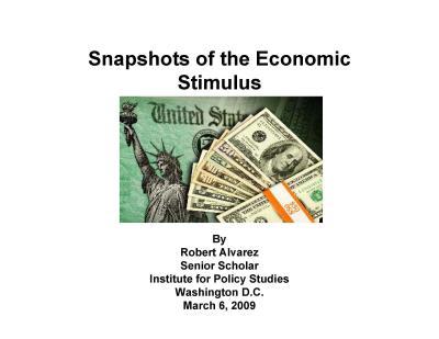 econ stimulus