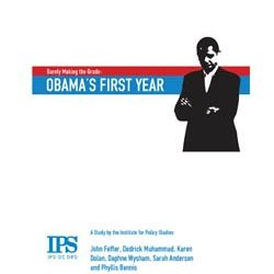 Barely Making the Grade: Obama's First Year