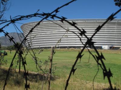 Cape Town Stadium. Credit: Andre Vltchek