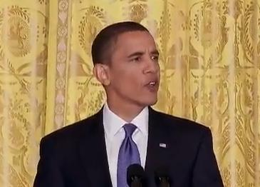 Obama at the BP Press Conference