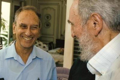 photo of Saul and Fidel
