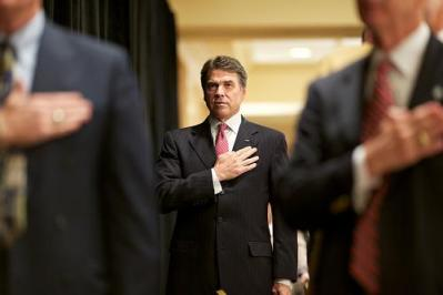 Perry's Prayer-Palooza