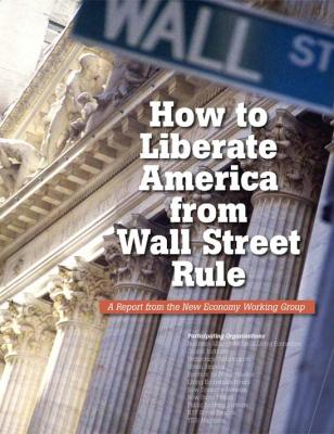 In 2008, Wall Street plunged the U.S. economy into the worst crisis since the Great Depression.