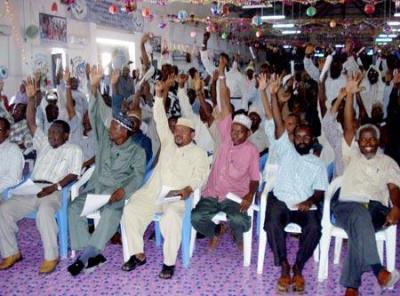 Somali politicians: where are the women?