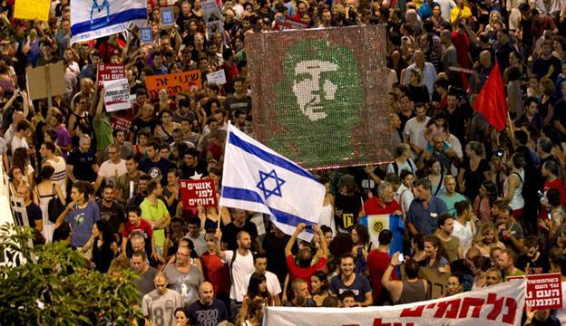 Arab Spring, Israeli Isolation