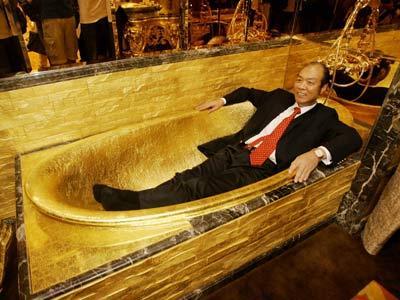 The Modern Gold Rush