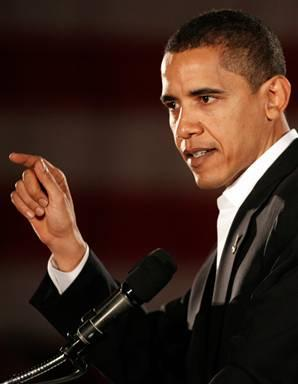 Obama: If You Can't Lead Then Get Out of the Way