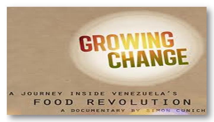 FILM: Growing Change
