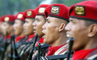 Indonesian Special Forces