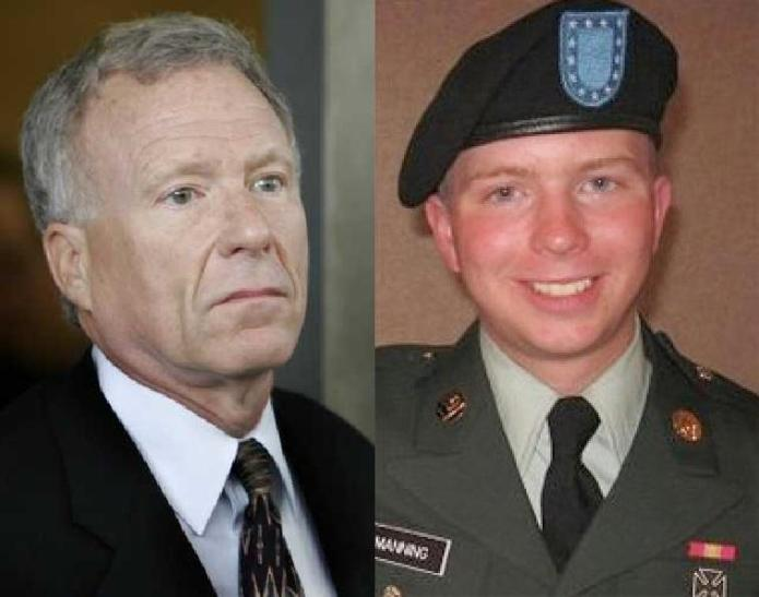 Scooter Libby and Bradley Manning.