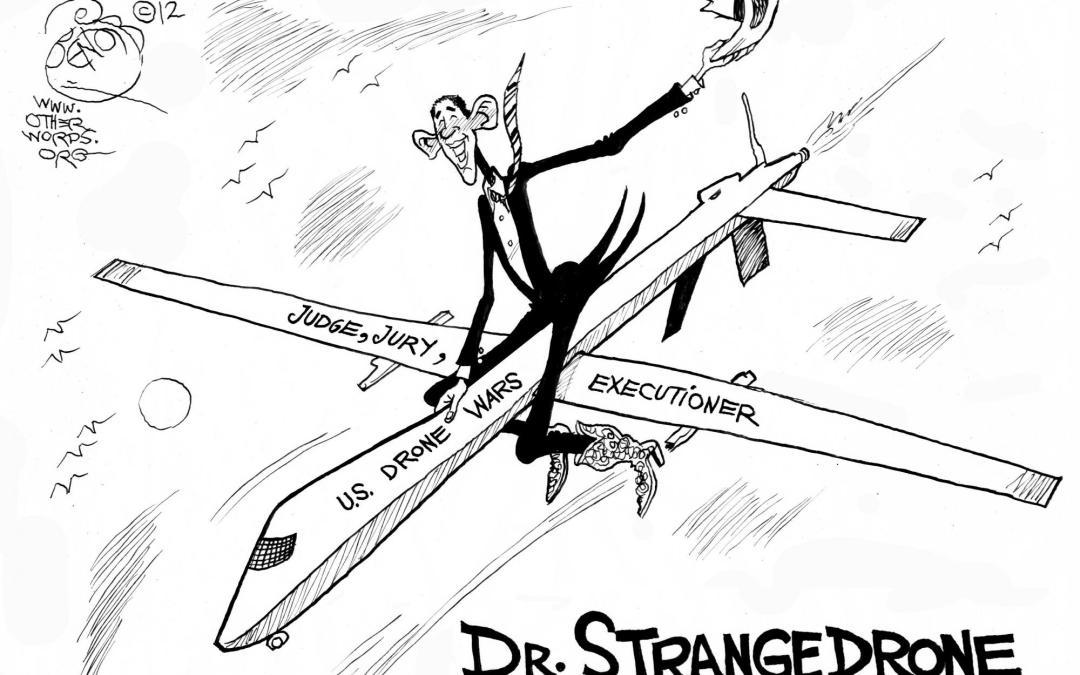Washington's Dangerous New Military Strategy