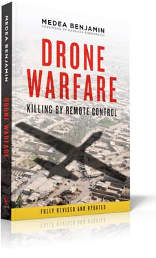 Author Event: Drone Warfare: Killing by Remote Control