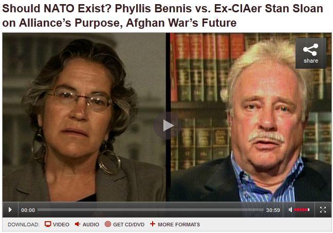 Democracy Now! Debate: Should NATO Exist?