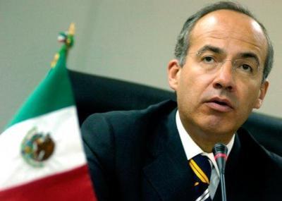 Felipe Calderon will chair the G-20 this year.