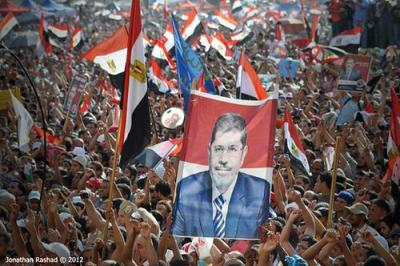 Celebration and Relief in Egypt