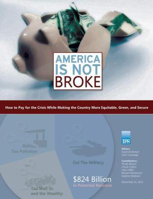 America is not broke