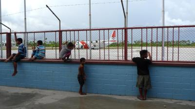 Postcard from Kiribati