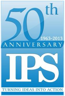 Timeline: IPS Celebrates 50 Years of Turning Ideas Into Action