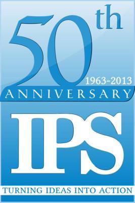 IPS 50th Anniversary logo