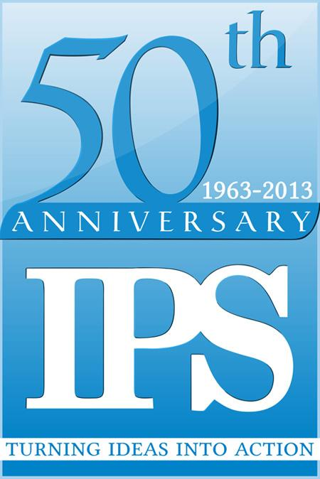Save the Date! IPS 50th Anniversary Celebration, October 11-13