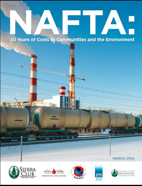 Congressional Briefing: From NAFTA to the Trans-Pacific Partnership Agreement