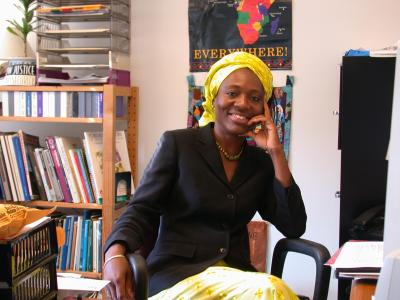 Emira Woods has guided IPS to prominence on issues connected to Africa and the Global South.