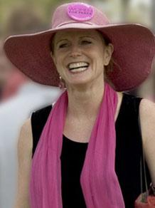 Jodie Evans
