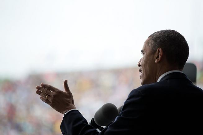Talking Points: Obama's Foreign Policy Speech vs. Obama's Foreign Policy