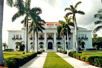 Wealthy estate